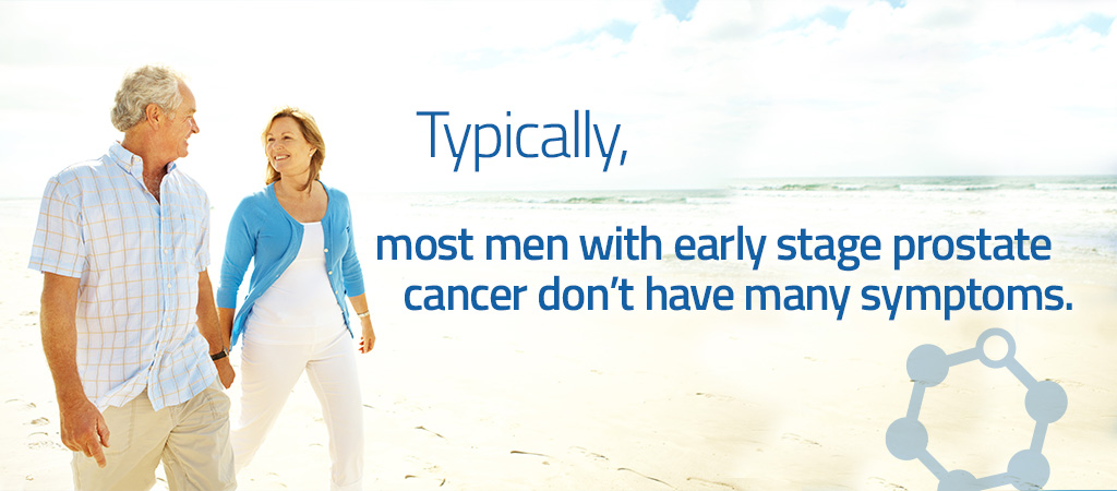Signs & symptoms of prostate cancer