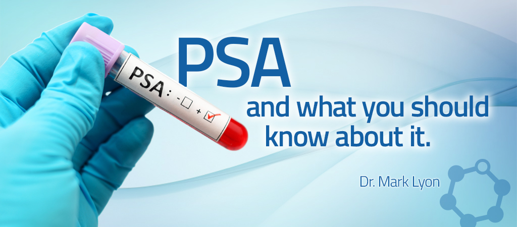 PSA test and what you should know about it.