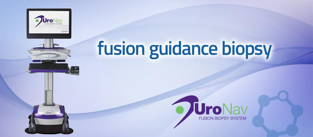 UroNav Fusion Guided biopsy