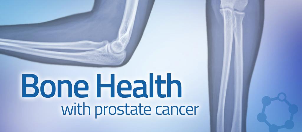Bone health with prostate cancer