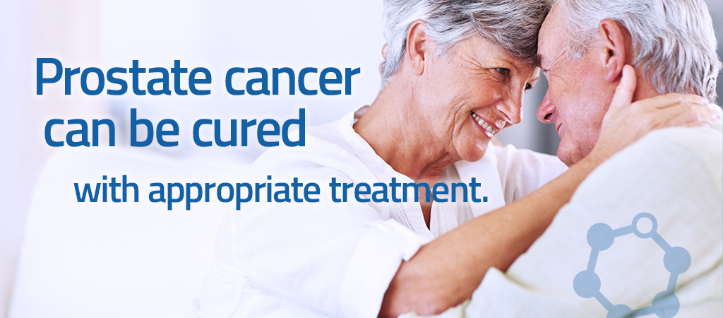 Prostate Cancer can be cured with appropriate treatment at AUS