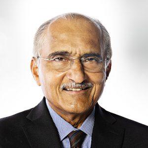 Dr. Jayant V. Ginde, Board-Certified Radiation Oncologist at AUS.