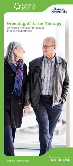GreenLight Patient Brochure - AUS