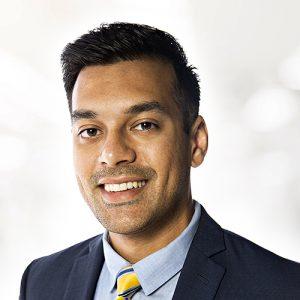 Dr. Arpeet Shah, Board-Certified Urologist at AUS.