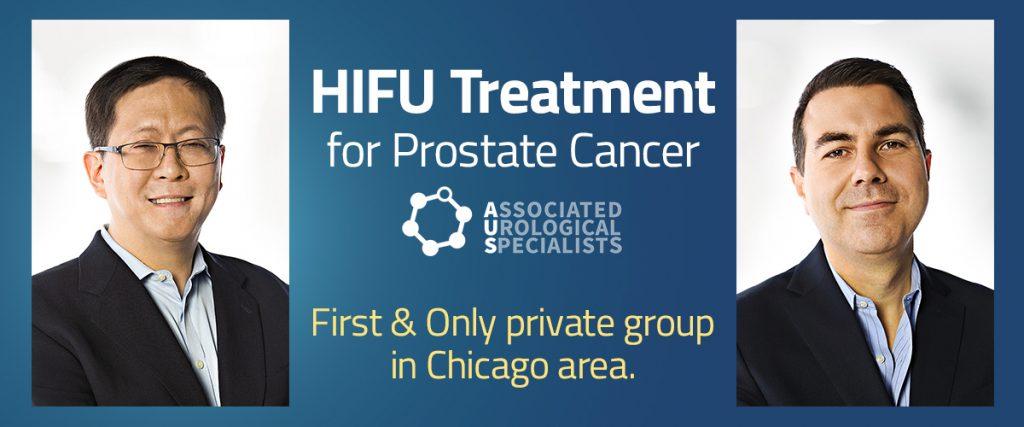 HIFU Treatment for Prostate Cancer