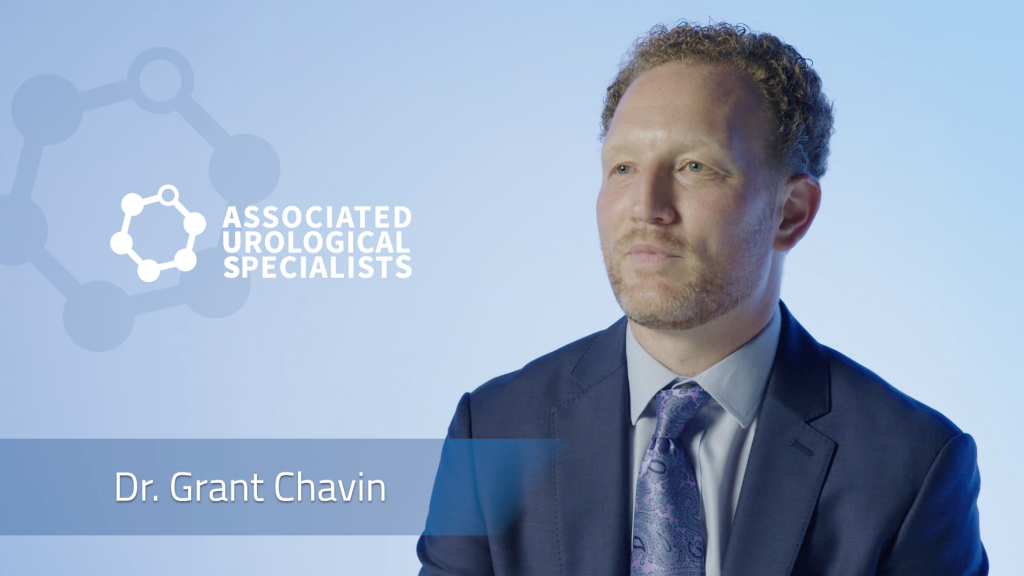 Dr. Grant Chavin at Associated Urological Specialists