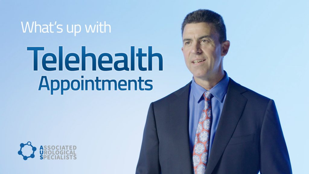 Telehealth Appointments at Associated Urological Specialists