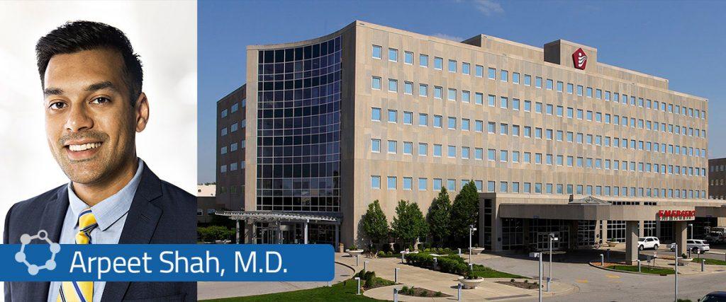 Dr. Arpeet Shah - AUS / Munster Hospital