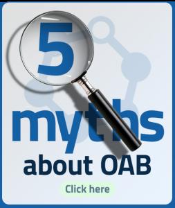 5 myths about OAB