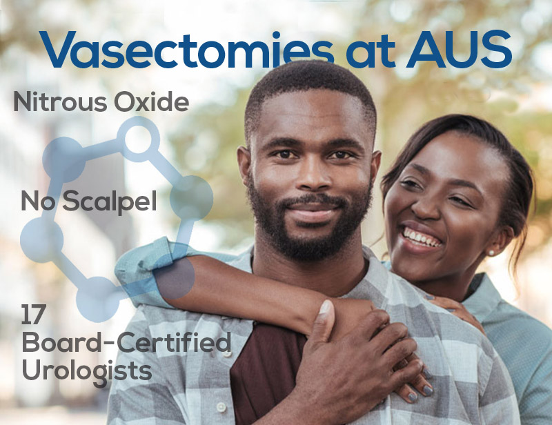 vasectomies at AUS