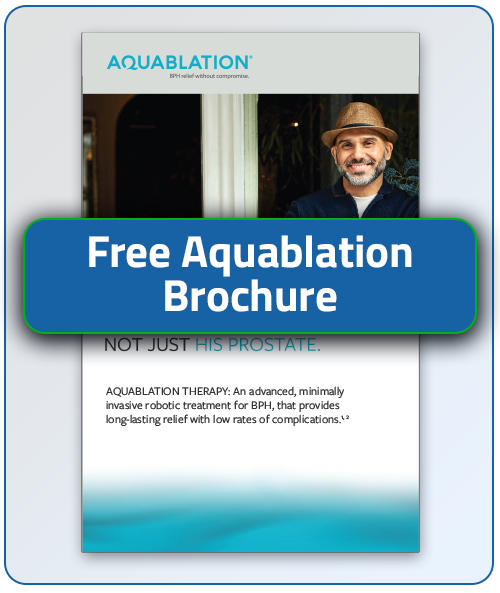 Free Aquablation brochure